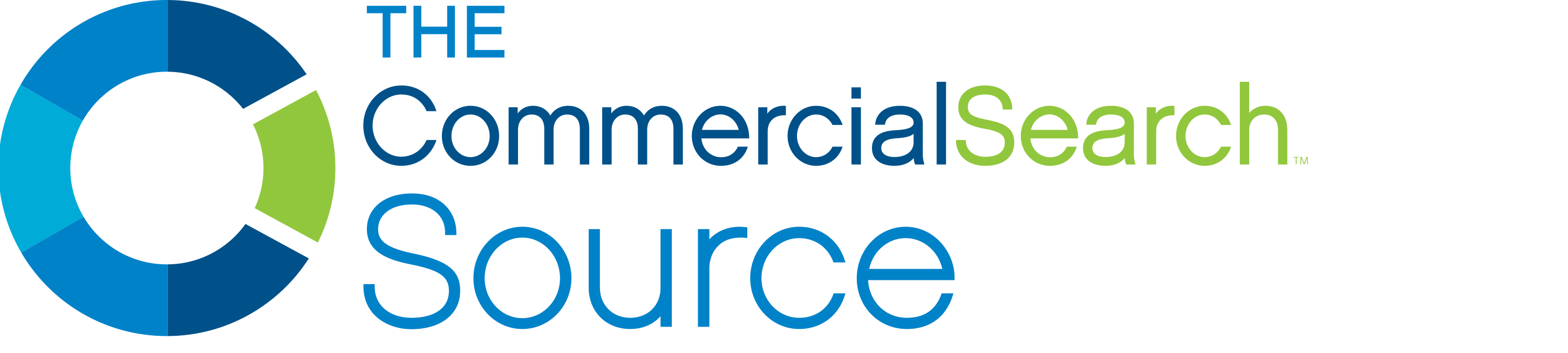 The commercial search source