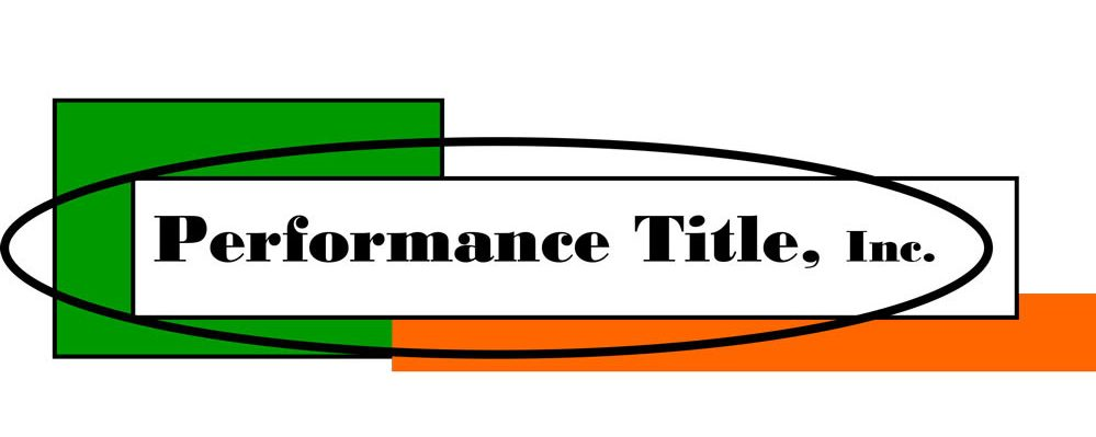 Performance title inc logo