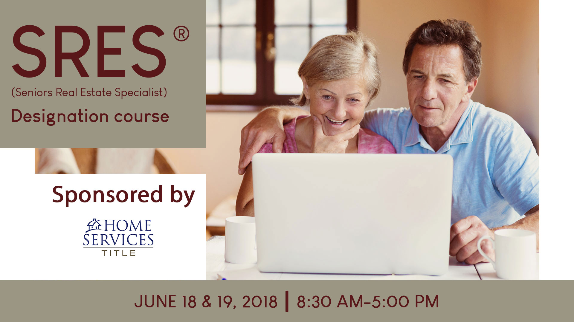 SRES Designation Course, June 18 & 19