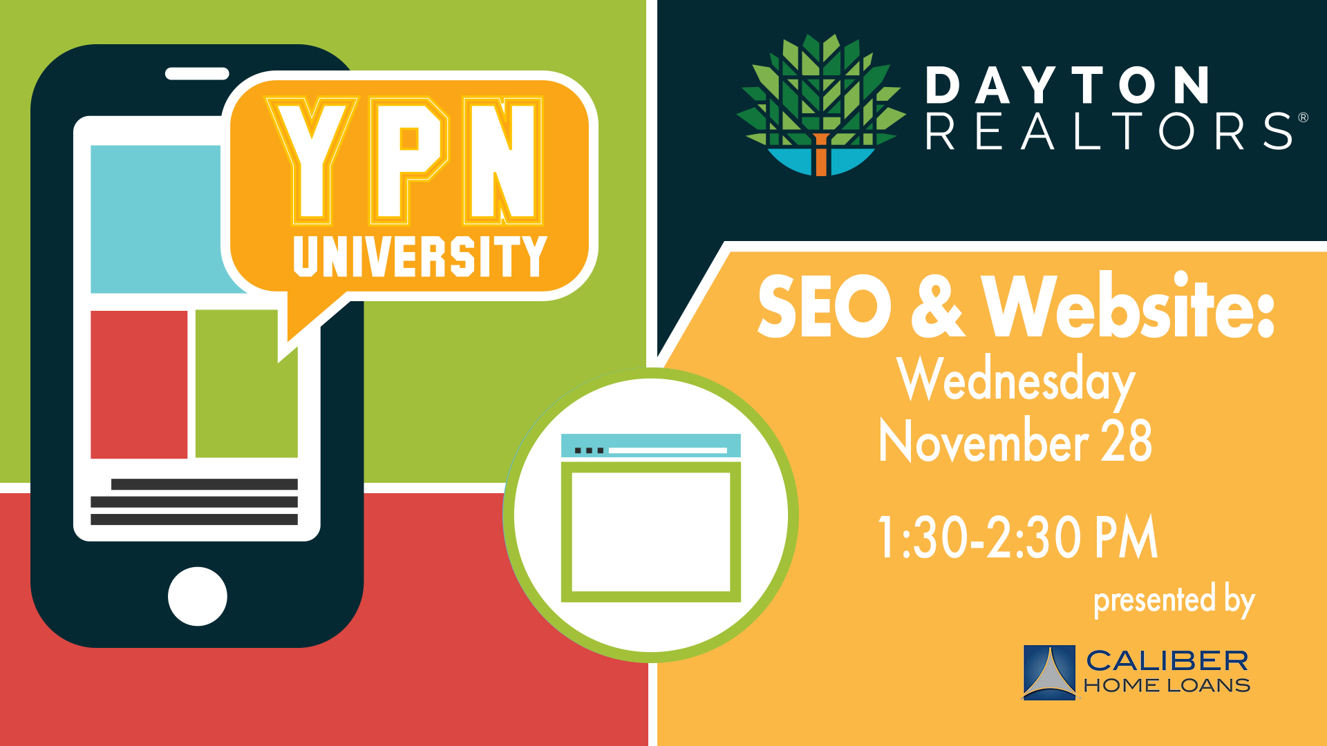 YPN University: SEO & Website, Nov. 28