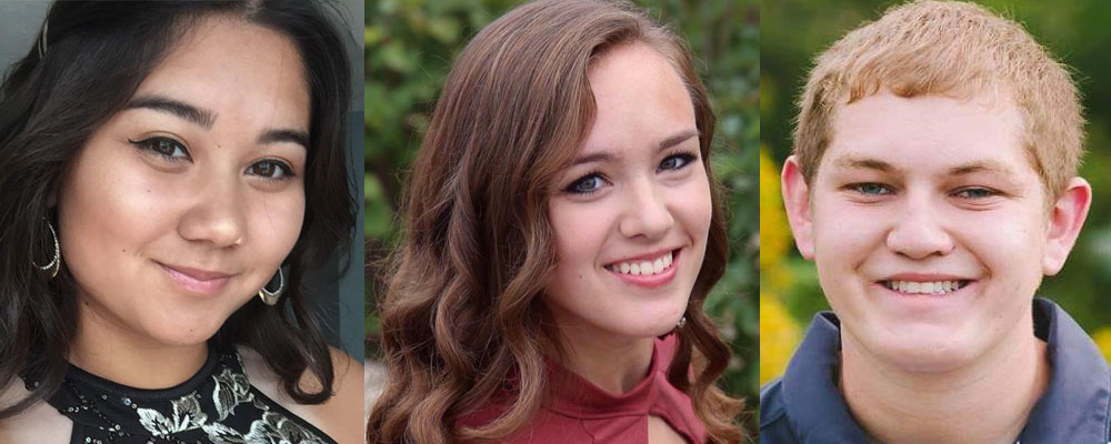 2019 Mikula Scholarship recipients
