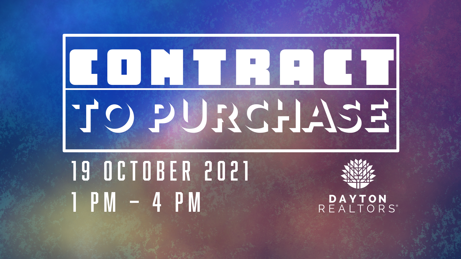 Contract to Purchase, Oct. 19